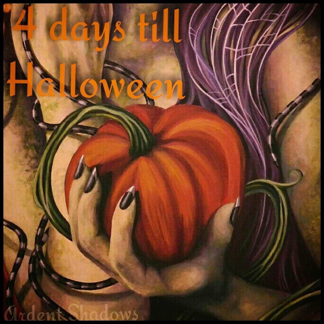 4 days till halloween – ardent shadows