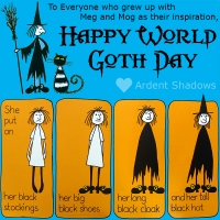 Happy World Goth Day!