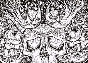 Magic Skull, from Mindfulness Mondays